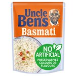 Uncle Bens Basmati Microwave Rice