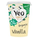 Yeo Valley Family Farm 0% Fat Vanilla Yogurt