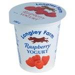 Longley Farm Raspberry Yogurt
