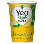 Yeo Valley Family Farm Lemon Curd Yogurt
