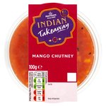 Morrisons Indian Takeawy Mango Chutney