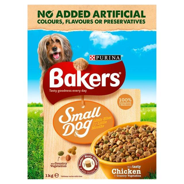 Bakers Dog Food Morrisons