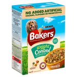 Bakers Complete Weight Control Dog Food Chicken