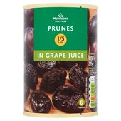 Morrisons Prunes in Juice    (410g)