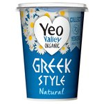 Yeo Valley Family Farm Greek Style Natural Yogurt