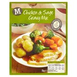 Morrisons Chicken & Sage Gravy Mix