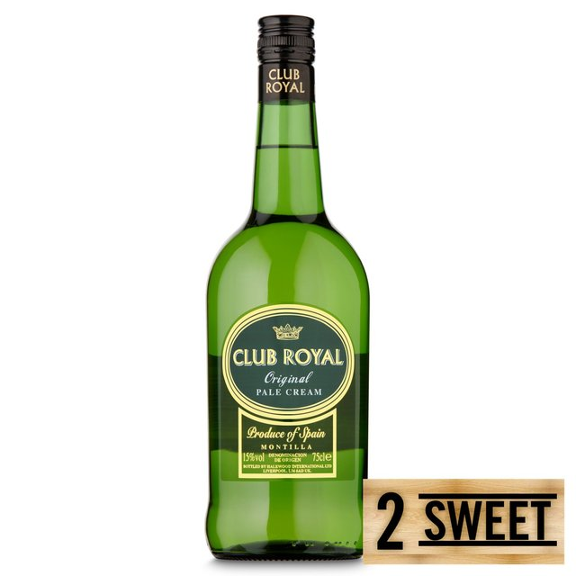 Club Royal Original Pale Cream