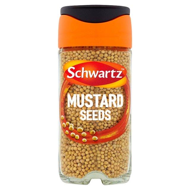 Schwartz Mustard Seeds Jar