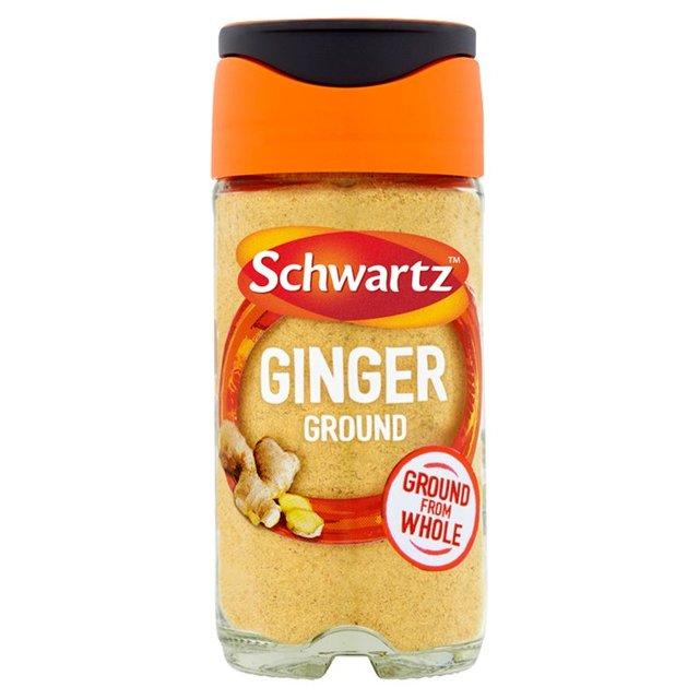 Schwartz Ground Ginger Jar