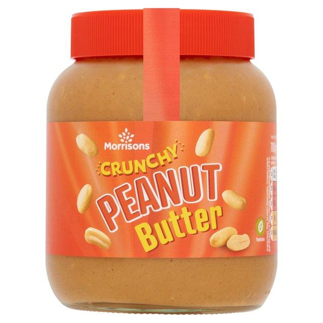 Morrisons Crunchy Peanut Butter | Morrisons