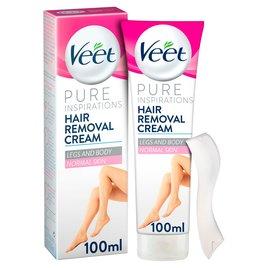 Veet Hair Removal Cream Normal Skin Morrisons