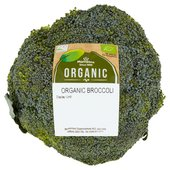 Morrisons Organic Broccoli