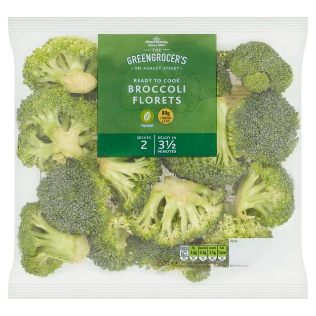 Morrisons Broccoli Florets