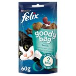 Felix Goody Bag Cat Treat Seaside Mix