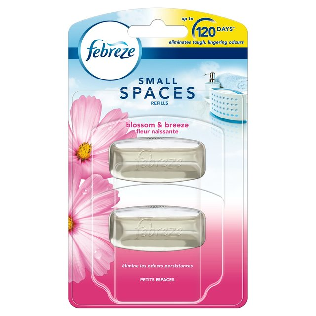 Morrisons: Febreze Small Spaces Air Freshener Refill Blossom ...