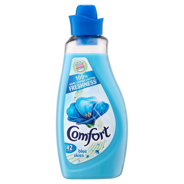 Comfort Blue Fabric Conditioner 42 Washs