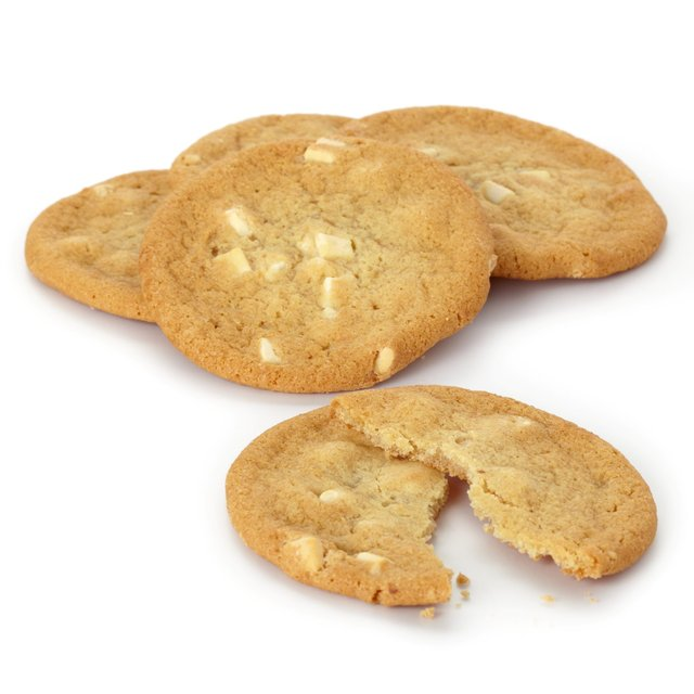 Morrisons: Morrisons White Chocolate Chunk Cookies 5 per ...