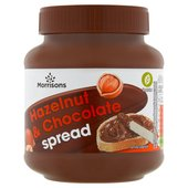 Morrisons Hazelnut Chocolate Spread