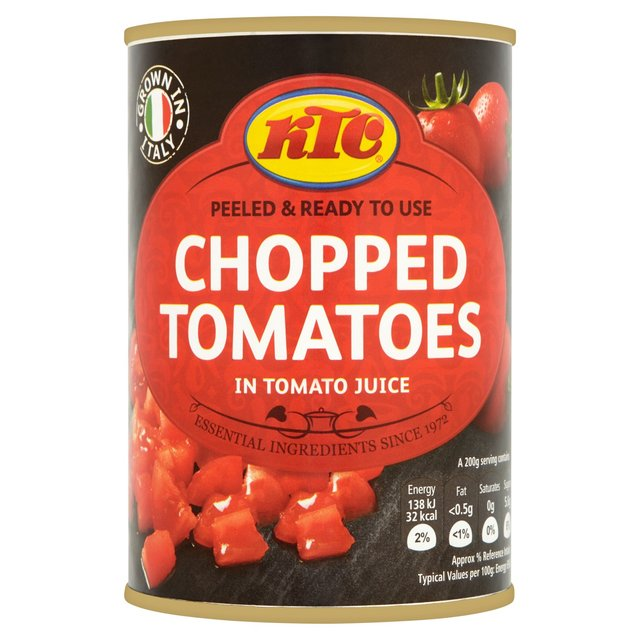 KTC Chopped Tomatoes