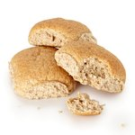 Morrisons Large Wholemeal Rolls