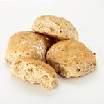 Morrisons Medium Granary Rolls