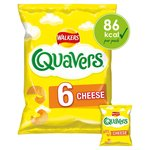 Walkers Quavers Cheese Snacks