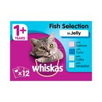 Whiskas Fishermans Choice Selection