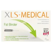 XLS-Medical Fat Binder 5 Day Trial Pack - Tablets