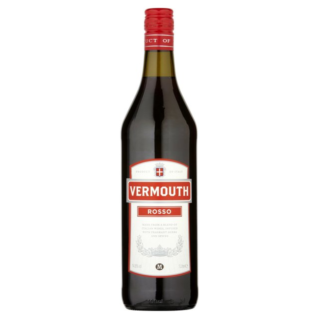 Morrisons Morrisons Vermouth Rosso 1l Product Information