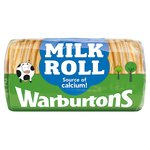 Warburtons Milk Roll Loaf