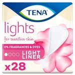 lights by TENA Light Incontinence Liners