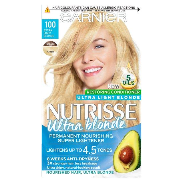 Morrisons Garnier Nutrisse Creme Super Lightening