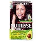 Garnier Nutrisse Creme Permanent Nourishing Deep Reddish Brown