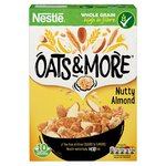 Nestle Oats and More Almond Cereal