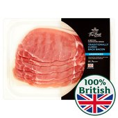 Morrisons The Best 6 Wiltshire Unsmoked Cured Back Bacon Rashers