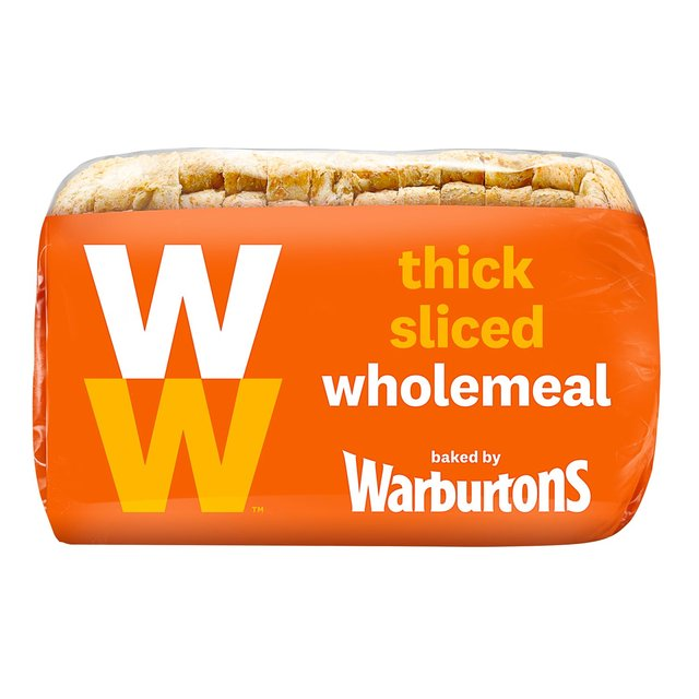 Weight Watchers Thick Wholemeal Loaf