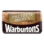 Warburton Premium Brown Bread