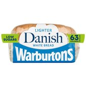 Warburtons Danish White Loaf