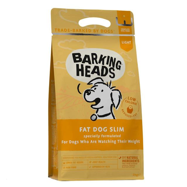 Barking Heads Fat Dog Slim Adult Dry Dog Food