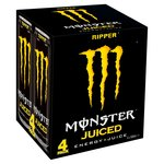 Monster Ripper Energy Drink