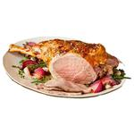 Morrisons Whole Lamb Leg Roast