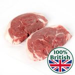 Morrisons Spring Lamb Steaks