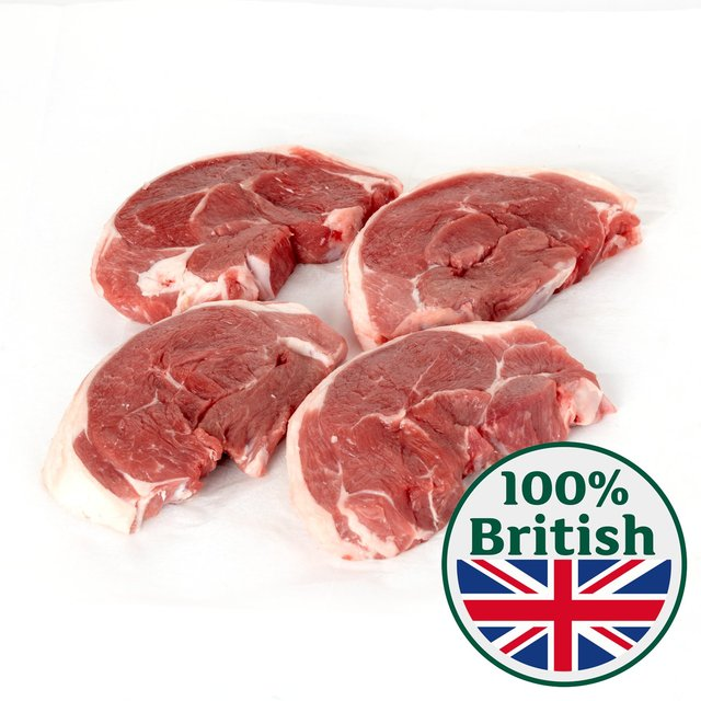 Market Street Lamb Steaks