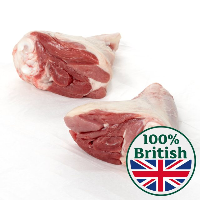Morrisons 2 Lamb Shanks