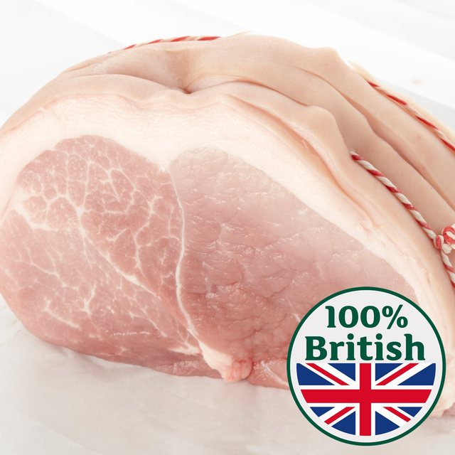 Market Street British Pork Leg Joint