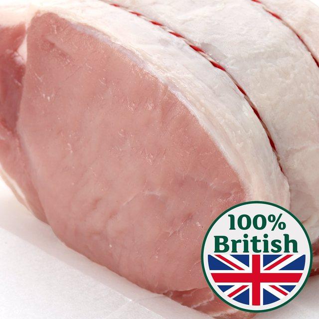 Morrisons Pork Loin Joint