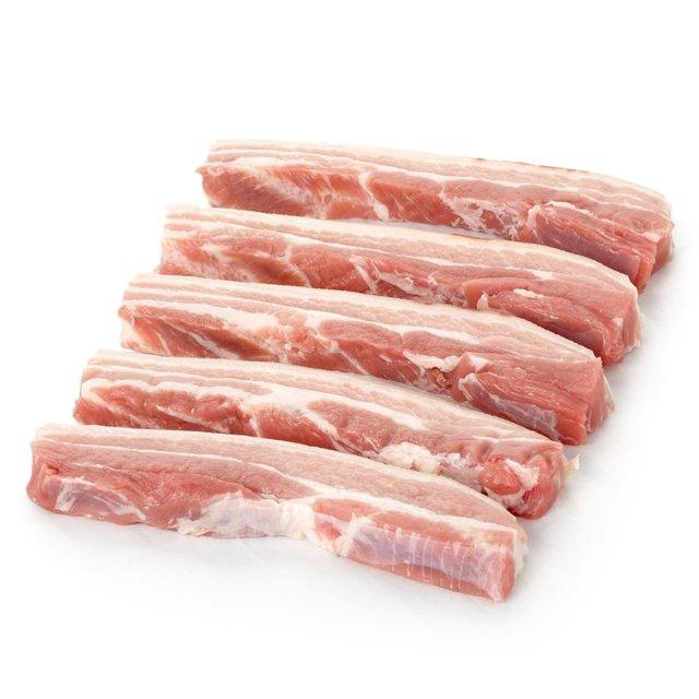 Sliced Pork Belly Pork Belly 3-5 Slices
