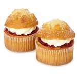 Morrisons Fresh Cream Muffins