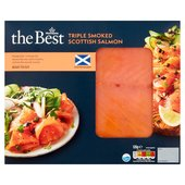 Morrisons The Best Scottish Smoked Salmon Slices