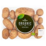 Morrisons Organic Potatoes
